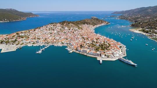 Saronische Eilanden cruise - Hydra, Poros en Aegina