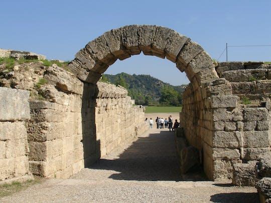 Führung durch das antike Olympia