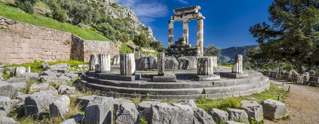 Excursie Delphi