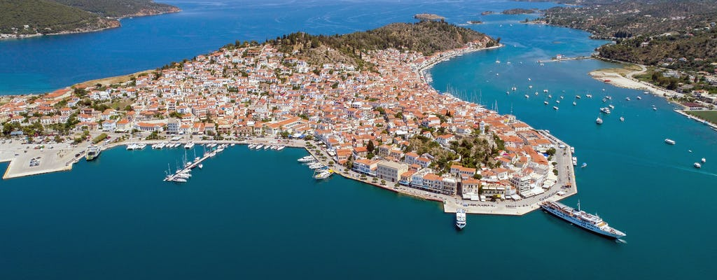 Saronic Islands Cruise – Hydra, Poros and Aegina