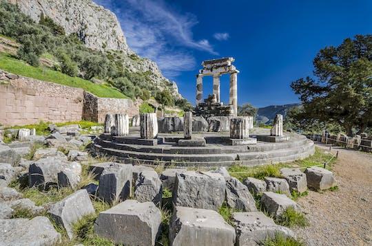 Ancient Delphi & Thebes Tour