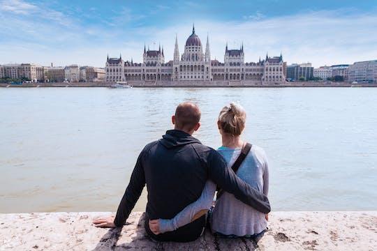 Valentijnsdag romantische cruise in Boedapest