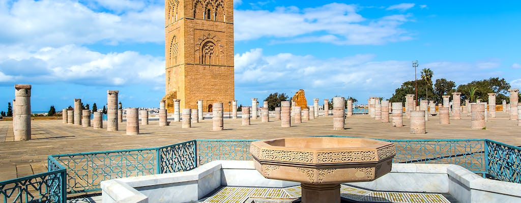 Private Casablanca and Rabat day tour