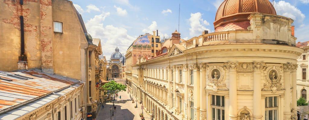 Bucharest City Game - Geheimnisse der Altstadt und versteckte Schätze