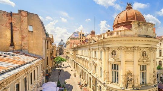 Bucharest city game – Old Town secrets and hidden gems