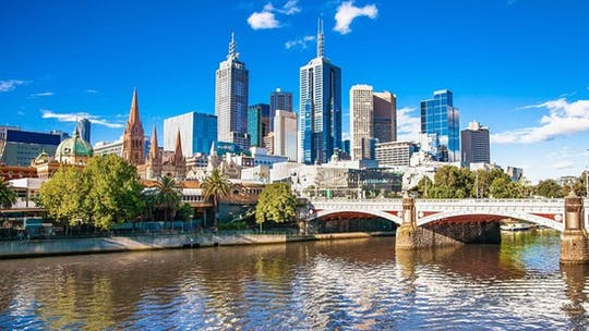 Визитной Карточкой Города Мельбурн
