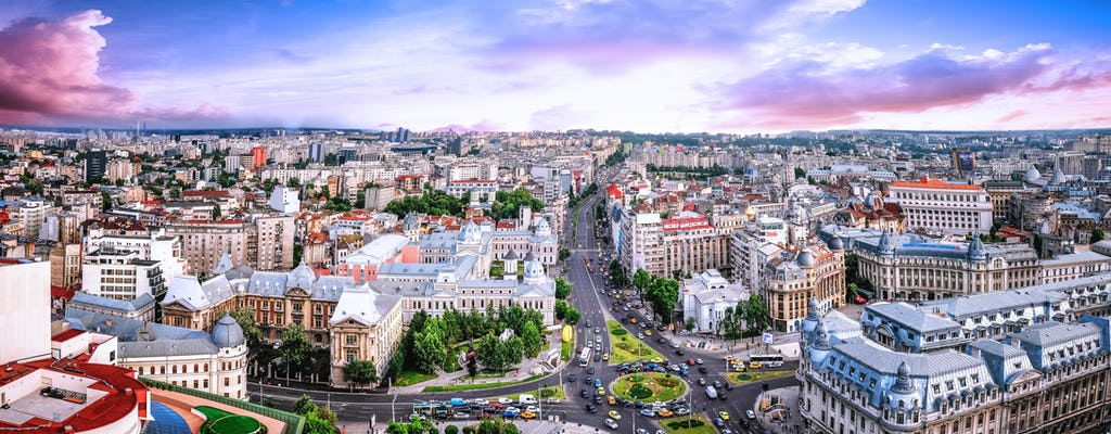 Hidden gems of Bucharest city game –beautiful places and memorable stories