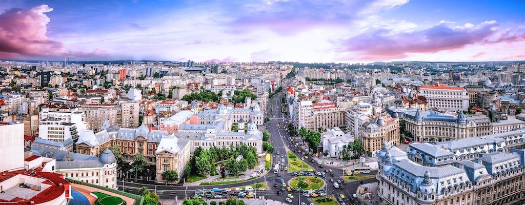 Joyaux cachés du jeu de la ville de Bucarest - de beaux endroits et des histoires mémorables