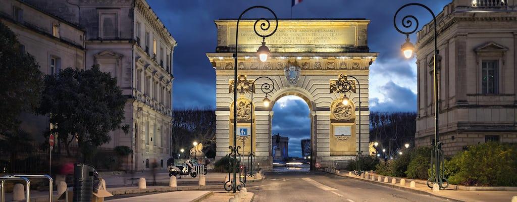 Montpellier achtervolgde plaatsen en spookverhalen - stadsspel