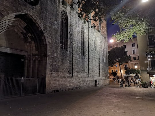 Barcelona haunted places and ghost stories – city game