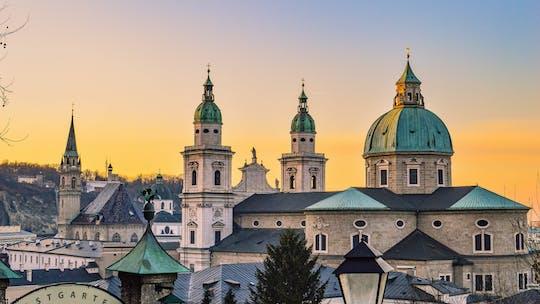 Tour panoramico della città di Salisburgo