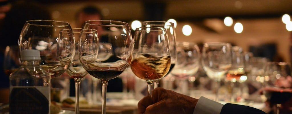 Lunch en proeverij in het wijnhuis Tenuta Torciano
