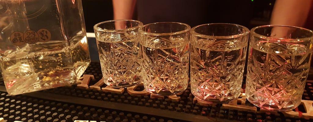Warschauer private Wodka-Verkostungstour