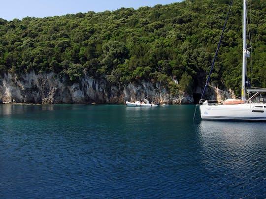 Błękitna Laguna na Sivota