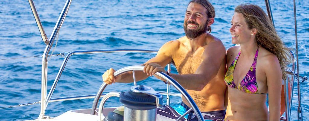 Sea of Cortez Private Yacht Charter