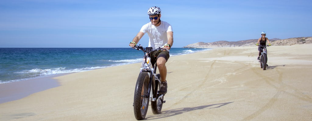 Baja Desert and Beach e-bike Tour