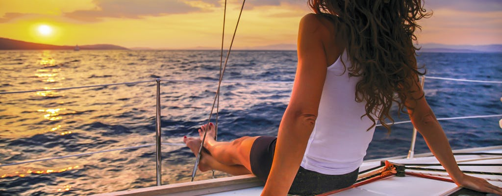 Los Cabos Sunset Yacht Charter