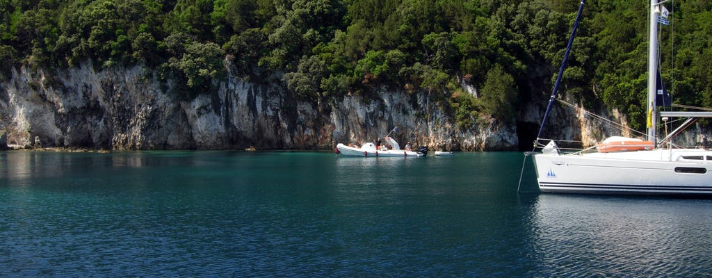 Sivota Blue Lagoon