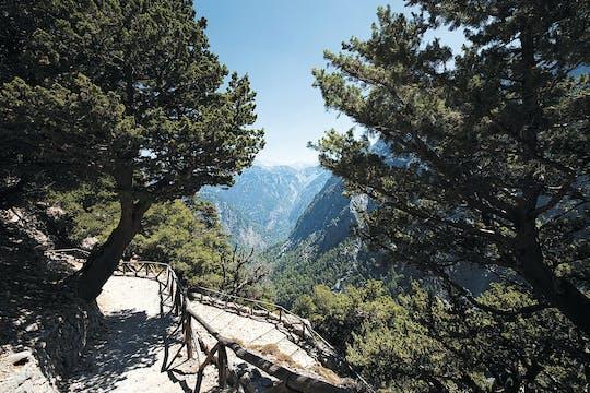 Wąwóz Samaria – z Rethymnonu