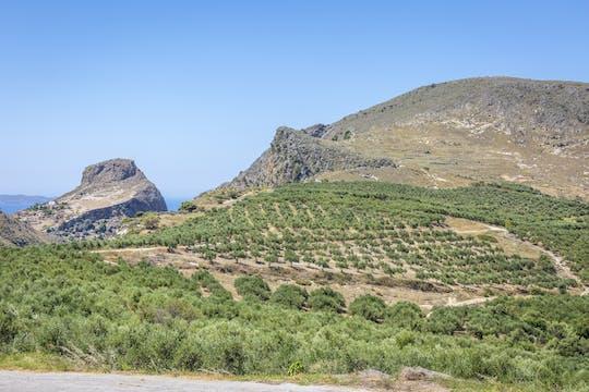 Southern Crete Tour
