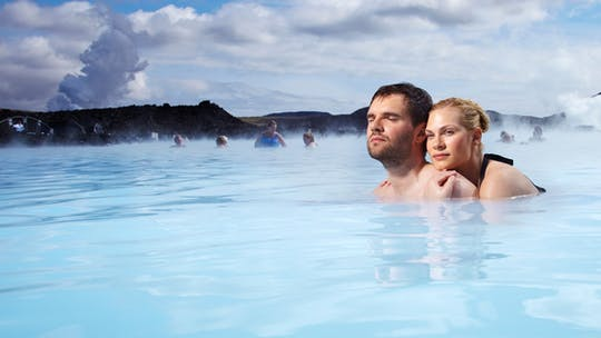 Northern lights tour and Blue Lagoon admission