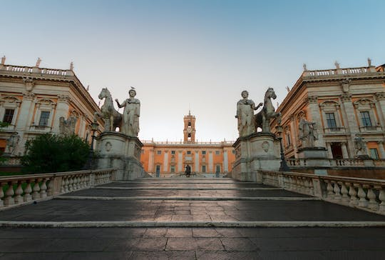 Rome's highlights walking tour