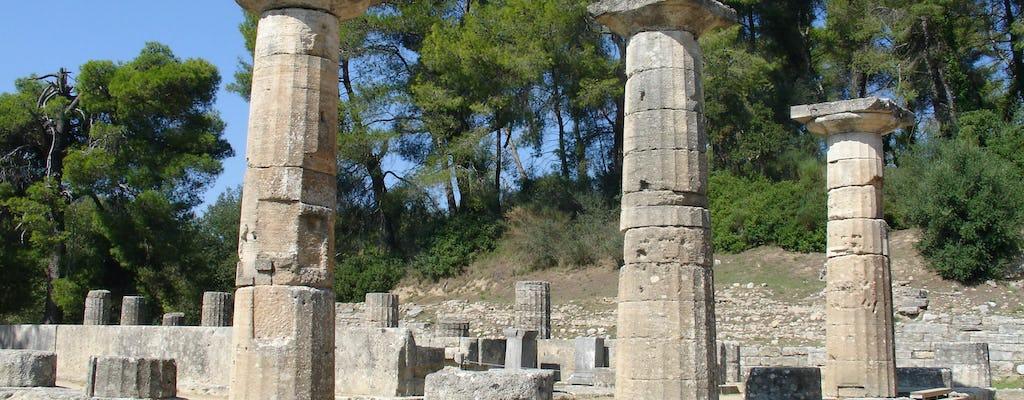 Antikes Olympia Tour