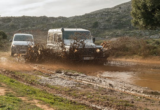 Mountain 4x4 Experience from Eastern Crete