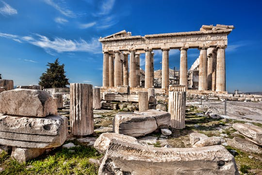 Athene Stadstour en Kaap Sounion