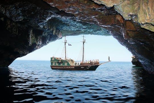 Relaksująca wycieczka łodzią w Retimno – tylko bilet wstępu