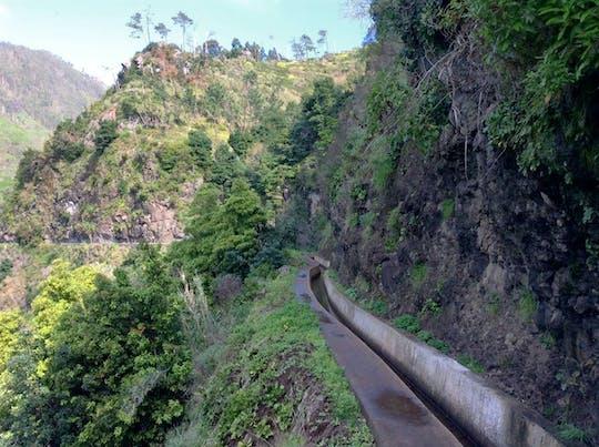 Levada do Moinho wandeling vanuit het westen