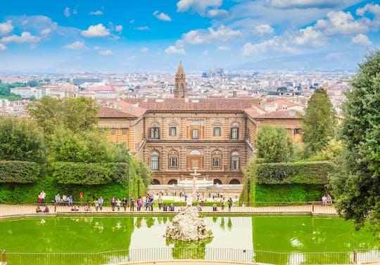 Visite privée du palais Pitti sur les traces des Médicis