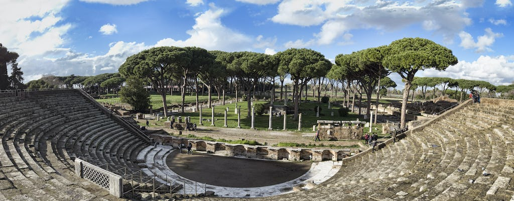 Half-day tour of Ostia Antica