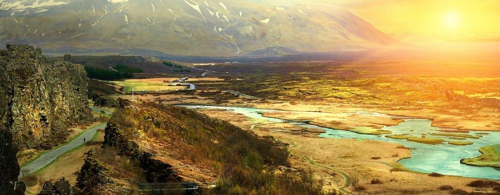 Тур по Золотому кольцу и посещение Голубой Лагуны
