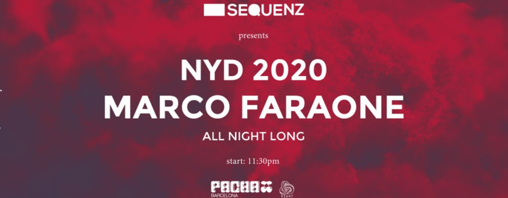 New Year's Day - Marco Faraone (all Night Long)
