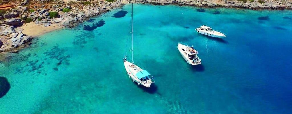 Navigation vers l'île de Dia