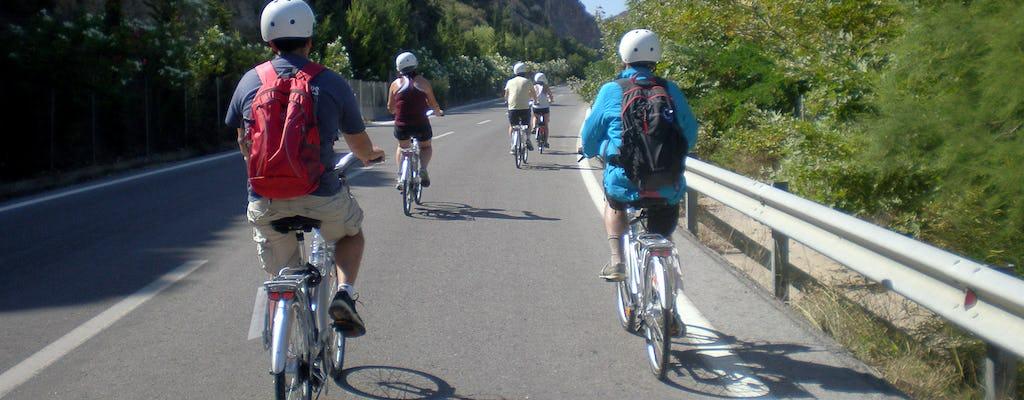 Balade touristique en vélo électrique