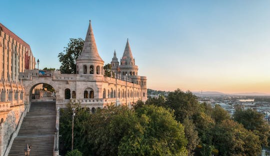 3-hour guided tour of Budapest