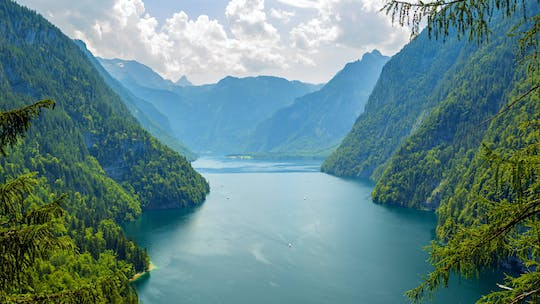 Eagle's Nest, King's Lake and Salt Mine combo tour from Salzburg