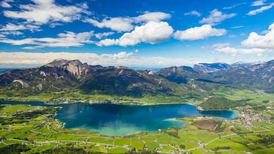 Озера, горы и соляные шахты тур из Зальцбурга