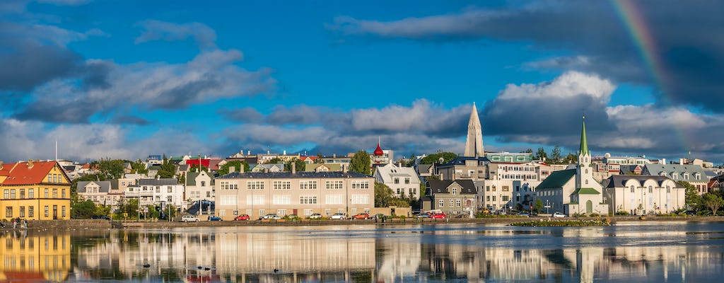 Reykjavik group walking tour