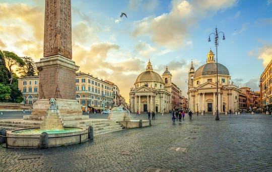 Passeio a pé por Roma e seus obeliscos