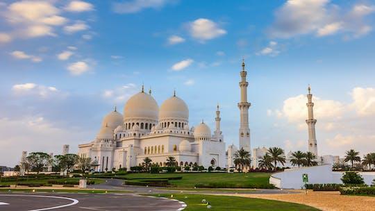 Abu Dhabi city tour leaving from Dubai