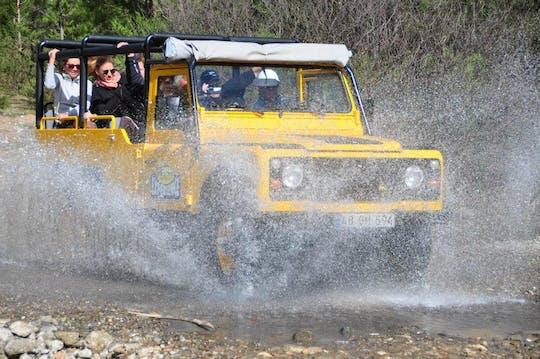Excursion safari tout-terrain à Fethiye