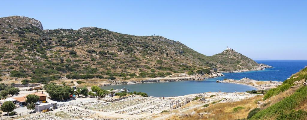 Visite à groupe réduit de Datça et Knidos antique