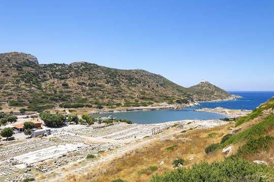 Visite en petit groupe de Datça et Knidos antique