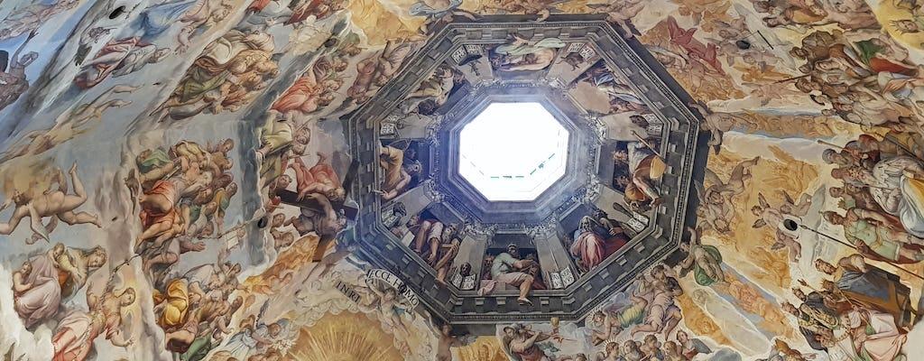 Excursão guiada ao Duomo de Florença e escalada em domo