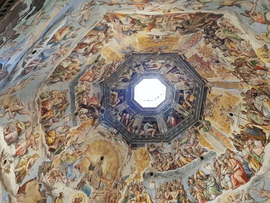 Florence Duomo guided tour and Dome climbing