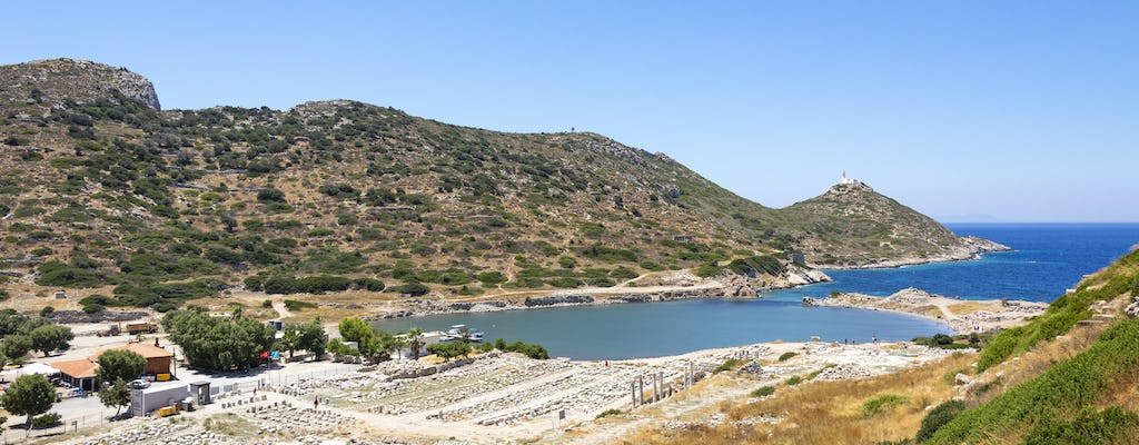 Datca & Ancient Knidos Small Group Tour