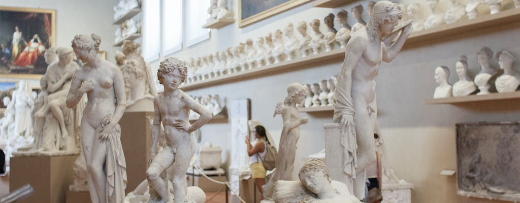 Small group Accademia Gallery masterclass with early entrance